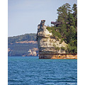 travel scenery picturedrock michigan munising