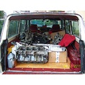 Porsche engine take down spare parts redy to be sold
