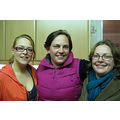 ...Marianne came too and John's youngest daughter, Jennifer, (on the left)came with him. The cous...