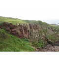 Devon coast rocks