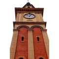 architecture clock tower building