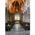 My favourite photo of the Abbey - taken Easter Sunday morning before the congregation started arr...