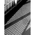 lines shadows perspective BW