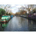 regents canal house boats