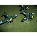WW2 model aircraft Finland