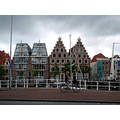 Holland Haarlem gables
