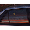 reflectionthursday sunset car window perth littleollie