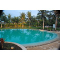 Punta Fuego, Batangas, Philippines Spent a weekend there.  One of the pools