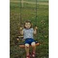 Katwlyn on the swing