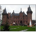 Castle Haar s Zuylen nearly by Utrecht