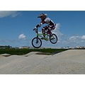 bmx bmxracing jump practice training girl teenager bike bicycle extreme