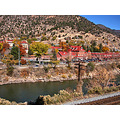 glenwood springs colorado river gsfph hotel spa spas autumn hotspring