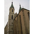 CzechRepublic Moravia Sights Church Kromeriz Gothic