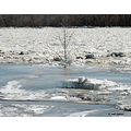 11/30   April 6, 2007  A little drive along the Red River in Manitoba, Canada.  The river is ...