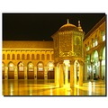 syria damascus architecture mosque nightshotfriday syrix damax archs mosqs