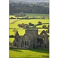 ruin abbey cashel tipperary ancient landscape irleand