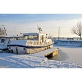 Beck mooring snowboat