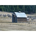 barn farm brown CleElum Washington