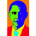 Obama Silk Screen
