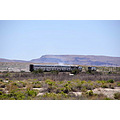 Truck verses Amtrak Train............Nevada high desert June 24, 2011