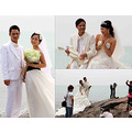 CHINA BEIHAI ROCKS WEDDING