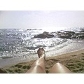 spain charlotte beach sea leggs