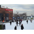 At 4:55pm-At Harbourfront Centre-Natrel Rink-Skating-Toronto,Ont.,On Saturday,Mar.2,2013