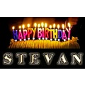 stevan happy birthday