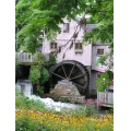 new england plymouth waterwheel mill cape cod