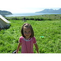 family holiday kids isle of eigg scotland camping