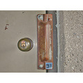 door doorknob concrete lock rustfriday funfph