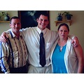 Rodney Me and Mom left to right