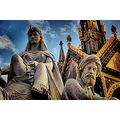Albert Memorial Albert Hall London UK