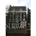 Holland Amsterdam Singel Canal house architecture