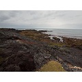 e620 clouds lava rocks sea reykjanes Iceland