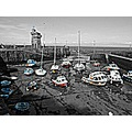 Lynmouth Fishing Fleet North Devon hdr 2011rob