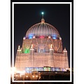 RukneAlam Multan Pakistan Punjab Shrine Building Light Night Beautiful frame