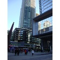 Taken later at 7:15pm-Outside the Union Station Air Canada Centre-Maple Leaf Square-Toronto,Ont.,...