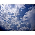 clouds sky cloud skies blue white nature air wind