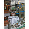 restaurant window vintagefph reflections reflectionthursday