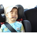 baby boy portrait sleep travel