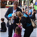 pup Assistance Dogs Australia ceremony adoring public perth littleollie