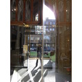 sT lukes church the local hospital my reflection knightsbridge london