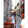 Narrow street in Zadar