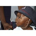 Boy at the Mount Sinai project in Katutura, Windhoek.