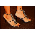 shoes feet female fashion tattoo