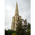 7 of 7 August Bank Holiday weekend  St Andrew's Spire, a short walk from the cathedral, known a...