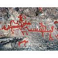 rock carvings namforsen angermanland sweden
