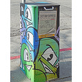 news rack newspaper streetart oakland oaklandartfph