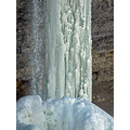 waterfall ice water
